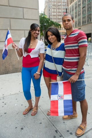 Dominican Day Parade, NYC